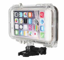 Waterproof 35M Underwater Case for iPhone 5 5s - Mount iPhone to GoPro Accessory