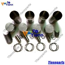 3L overhaul rebuild kit for Toyota engine Toyoace HiLuxe HiAce Van LY51 repair