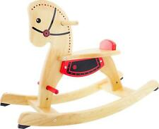 Ulysse PINTOY ROCKING HORSE - SHETLAND Ride-On Toy BN