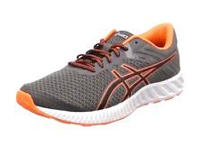 Mens Asics Gel FuzeX Lyte 2 T719N 9790 Carbon Orange Running Sports Trainers