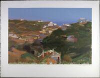 Everett Raymond Kinstler, Signed Vintage Serigraph / Silkscreen Edition H/C