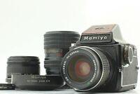[Exc+4] Mamiya M645 w/ Sekor C 55mm F/2.8 55-110mm F/4.5 N Lens From JAPAN 10451