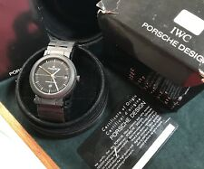 IWC Porsche Design Compass watch Reference 3510 Automatic
