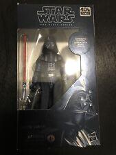 """Hasbro Star Wars Black Series Carbonized Darth Vader 6 """" Amazon Exclusive"""