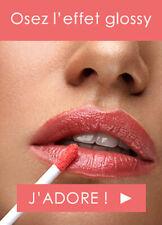 Couleur Caramel - Lip Gloss Effet ultra shiny - N°au choix -  9 ml BIO & NEUF