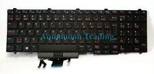 Dell 1R2M9 Latitude E5550/70 Precision 15 Laptop CF-EN Keyboard Backlit NSKLL0BC