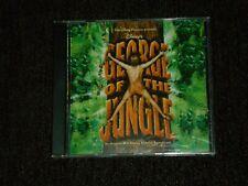George of the Jungle Sountrack (CD, Jun-1997, Walt Disney)