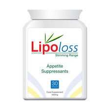LIPOLOSS APPETITE SUPPRESSANTS PILLS MAX STRENGTH LOSE WEIGHT INSTANT RESULTS