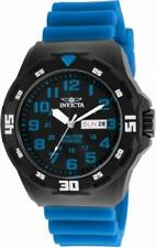 Invicta Coalition Forces 25330 Men's Round Analog Day Date ABS Silicone Watch