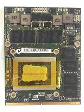 NEW MSI GT60 MS-16F3 GT70 MS-1762 GTX 675M 4GB GDDR5 Nvidia GPU Video Card