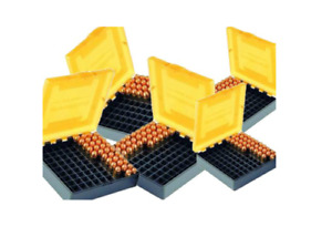 SmartReloader Pistol Ammo Boxes 4 Pack (.38Spec,.38SuperAuto) FREE SHIPPING