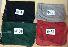 Warrior Laundry Bag AHL Iowa Wild / Green Red Grey or Black