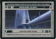 Star Wars CCG Cloud City Card Cloud City : Chasm Walkway [Light Side]