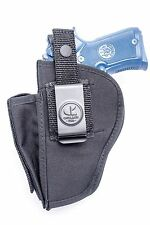Nylon OWB Belt Holster with Mag Pouch for SIG SAUER ARMS SP2022