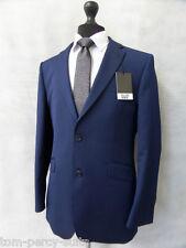 Men's Blue Slim Fit Scott By The Label 2 Piece Suit 40R W34 L31 CC1888