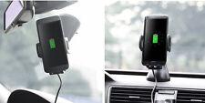 Car Mount Wireless Ladegerät Quick-acting Ladestation für Samsung Galaxy S8
