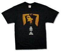 Lou Reed Rock N Roll Animal Black T Shirt New Official Merch