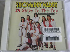 CD SHOWADDYWADDY - 25 STEPS TO THE TOP
