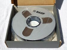 1 x Brand New BASF PEM 468 10.5in x 2in Wide Reel To Reel Recording Tape