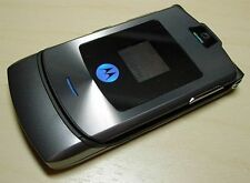 Motorola Moto Razr V3i Black (Unlocked) Mobile Phone