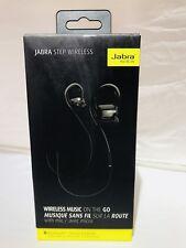 Jabra Step Wireless Bluetooth Stereo Headphones Model: 100-97000000-20