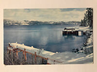 Trans Ocean Motor Co. Inc., Pasadena, California CA Postcard - March 3, 1961