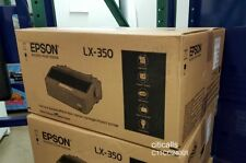 Epson C11CC24001 LX-350 LX350 Dot Matrix Printer Monochrome 9-pin 80-column BLK