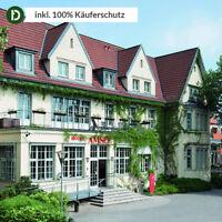 6 Tage Urlaub in Waren an der Müritz im Hotel Amsee mit Halbpension