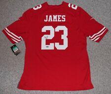 3d3f8bebc LAMICHAEL JAMES SIGNED AUTOGRAPHED NIKE JERSEY TRISTAR AUTH SAN FRANCISCO  49ERS