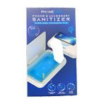 Diffuser, Wireless Charging Pad And UV-C Sanitizer Combo - Kills 99.9% of germs!