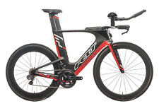 2015 Felt IA FRD Triathlon Bike 56cm 700c Carbon Shimano Ultegra Di2