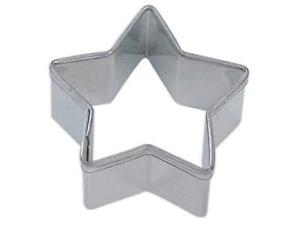 Star Shaped Mini Cookie/Pastry Cutter