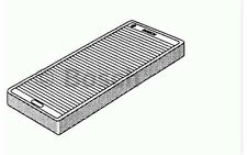 BOSCH Filtro, aire habitáculo VOLKSWAGEN PASSAT AUDI A4 A6 80 1 987 432 017