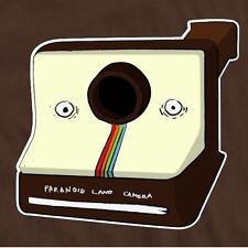 Paranoid Polaroid T-shirt (lg)