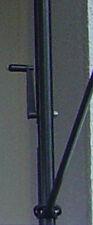 Klemm-Markise mit manuellem Kettenantrieb Dralon 200