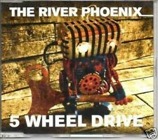 (96S) The River Phoenix, 5 Wheel Drive - DJ CD