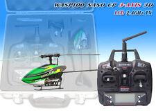 Hélicoptère radiocommandé NANO CP 6CH FLYBARLESS RTF 2.4GHZ Helicopter