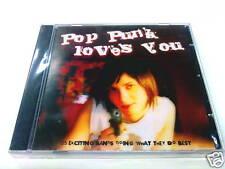 POP PUNK LOVES YOU NEW SEALED