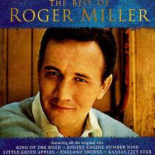 The Best of Roger Miller [Spectrum] by Roger Miller (Country) (CD, Apr-1998, Spectrum Music (UK))