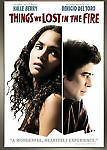 Things We Lost in the Fire (DVD, 2008) Benicio Del Toro, Halle Berry, Widescreen