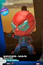 Mini Spider-man Hot Toys Figurine Doll Figurine COSB618 Speedy Battle Suit
