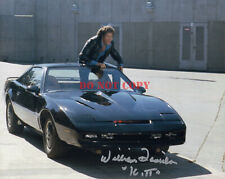 William Daniels Signed KITT Knight Rider 8x10 reprint