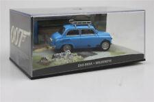 007 UH 1:43 ZAZ-965A GOLDENEYE  Alloy car  Movie version Wagon