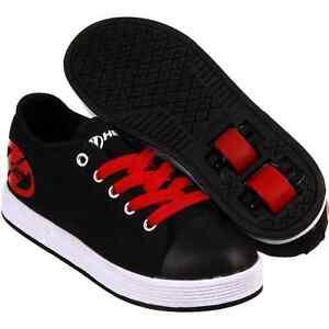 Heelys X2 Fresh - Black/Red