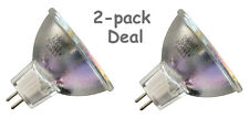 2pcs Devere Enlarger Color Head Dichromat Difcon Varicontrast Halogen Lamp Bulb
