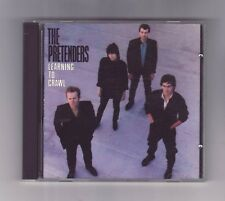 (CD) THE PRETENDERS - Learning To Crawl / Japan Target CD / 9 23980-2