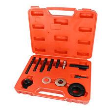 Pulley Puller and Installer Power Steering Pump Remover Alternator - 13PC Kit