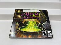 Abra Academy: Returning Cast (PC, 2008) Windows Big Fish Games CPU Computer Game