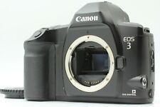 [Near Mint] Canon EOS-3 SLR 35mm Film Camera Body from Japan #AH2601