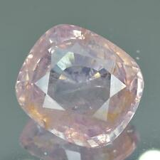 11.03cts Sparkling 100% Natural Nice Pink Orange Color Ceylon Unheated Sapphire